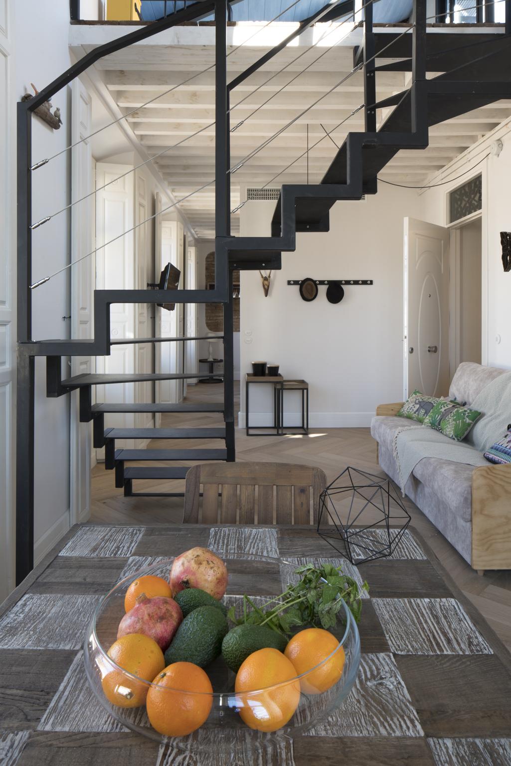 Interiorismo para apartamentos en Málaga