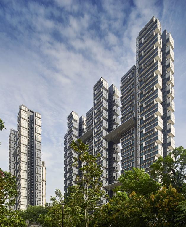 Arquitectura destacada en Singapur