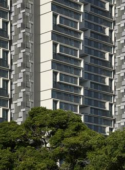 Arquitectura en Singapur