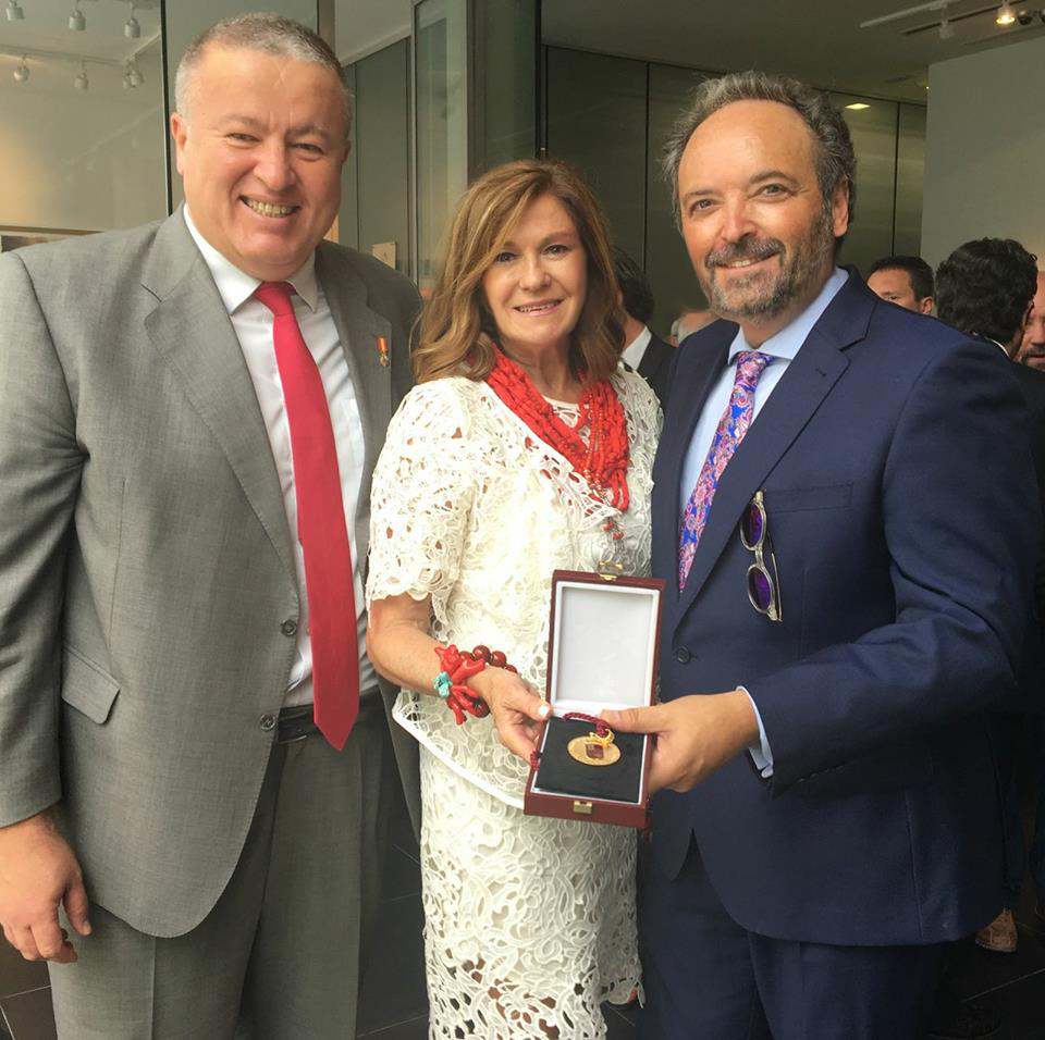MUHER Medalla de Oro de la Región de Murcia