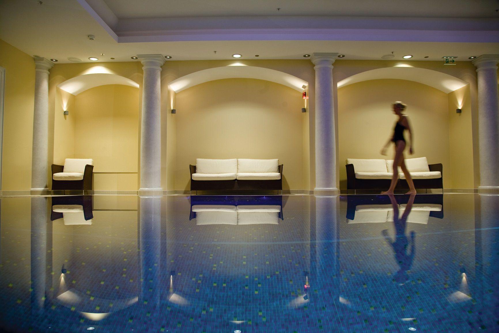 spa y arquitectura