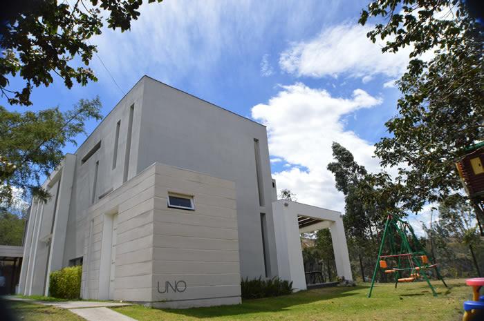 Casa Uno Andrés Alarcón Arquitecto