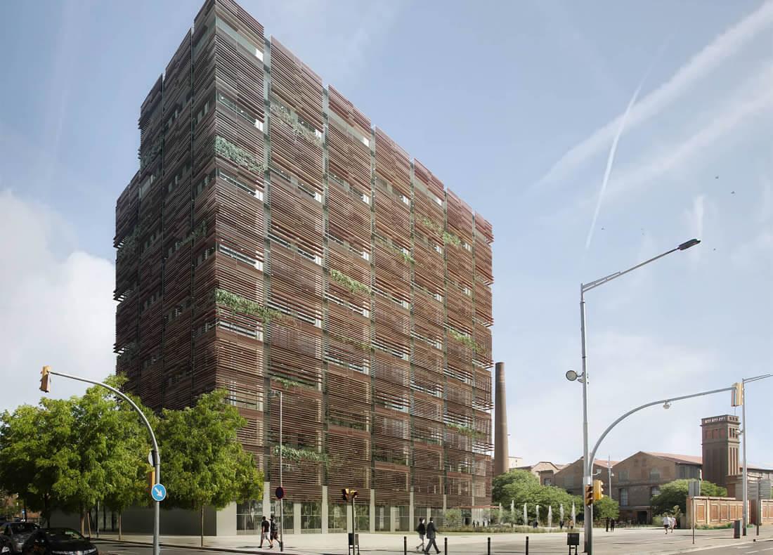 The Ó Building Barcelona