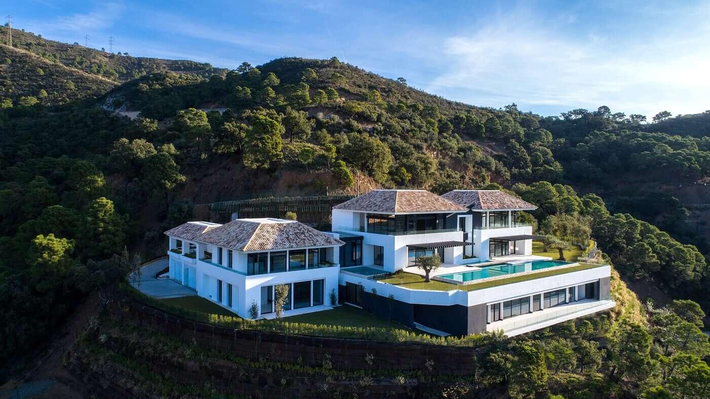 smart mansions