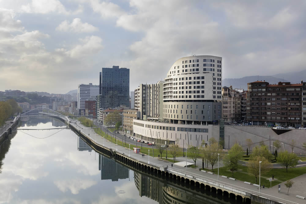 Jaureguizar finaliza museoalde nuevo edificio emblem tico - Estudios arquitectura bilbao ...