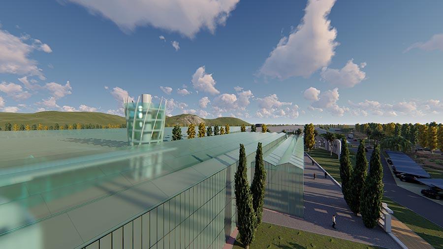 nueva sede logística en China