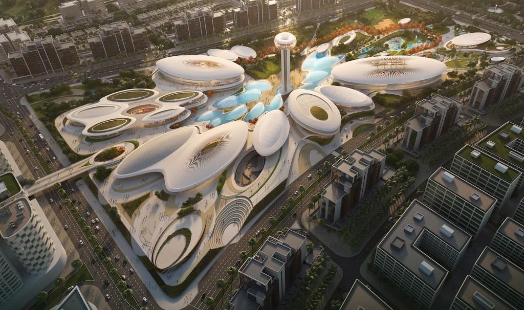 Hub en Sharjah