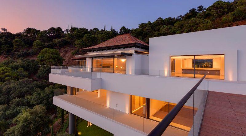 Komorebi House noche