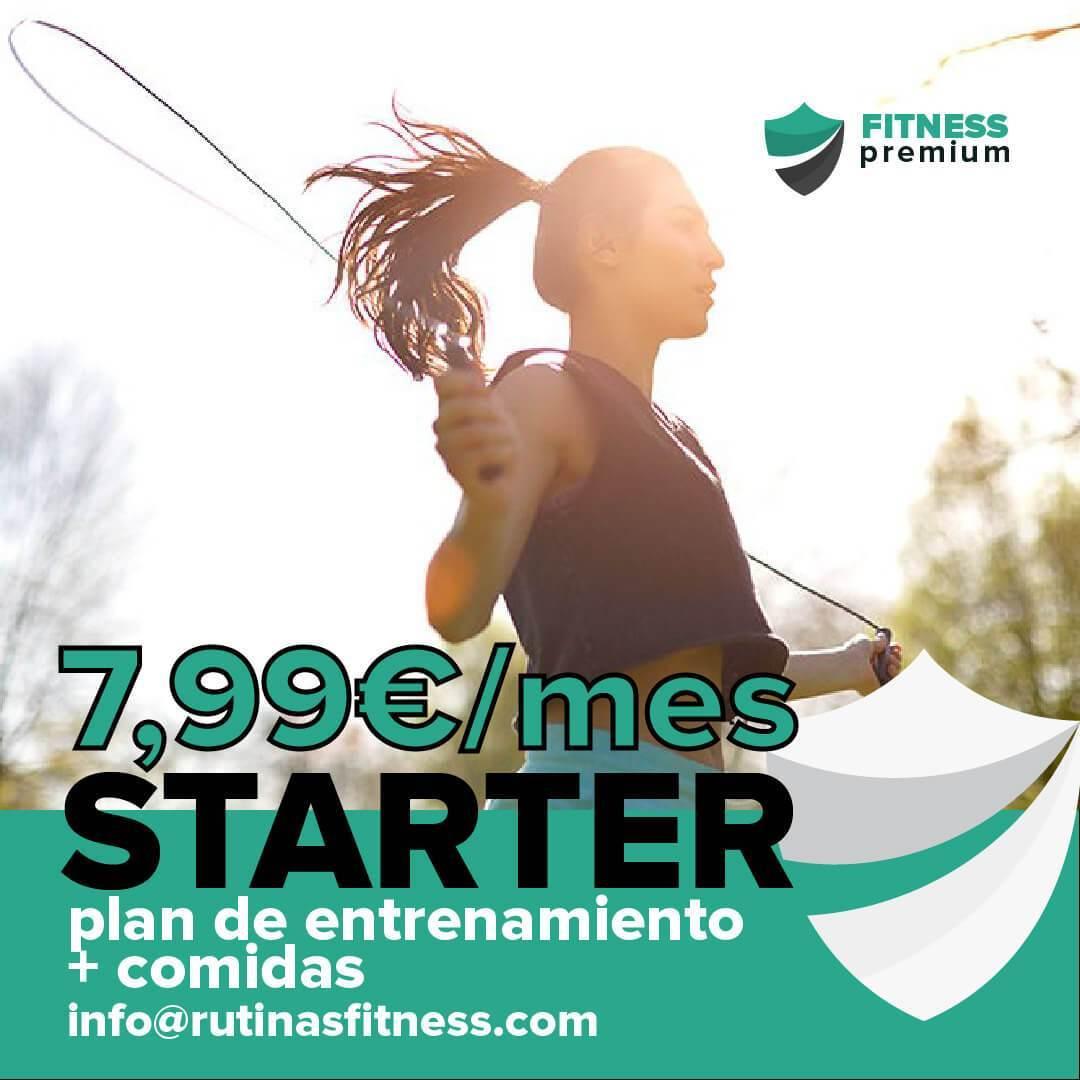 Fitness entrenamiento online