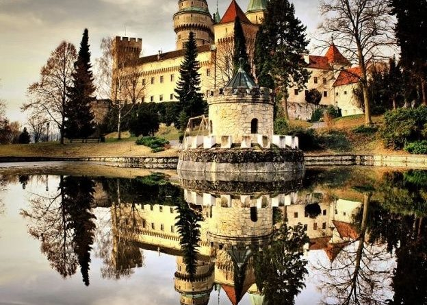 Castillo de Bojnice