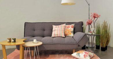 Sofás-Cama: gana una habitación extra en tu vivienda
