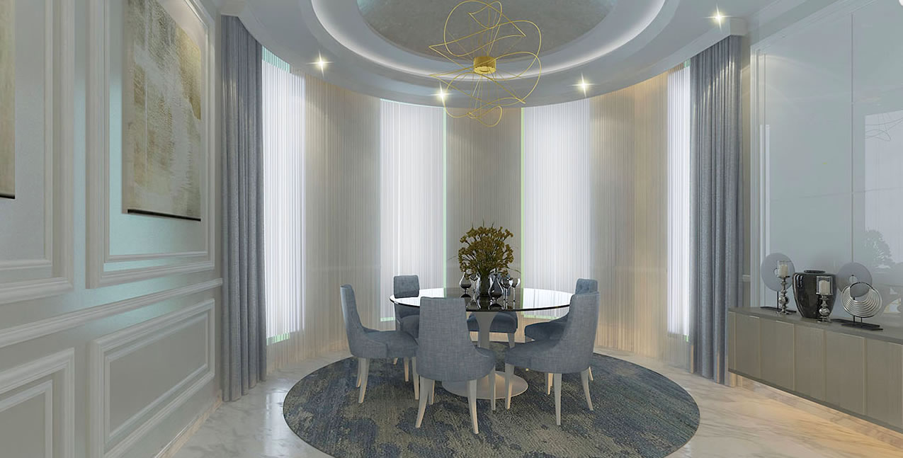 Interiorismo made in Dubai