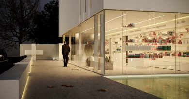 Arquitectura y Farmacias
