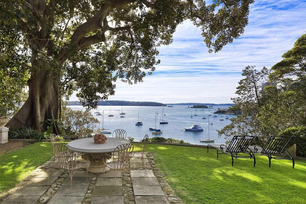 Una mansión al más puro estilo Sydney