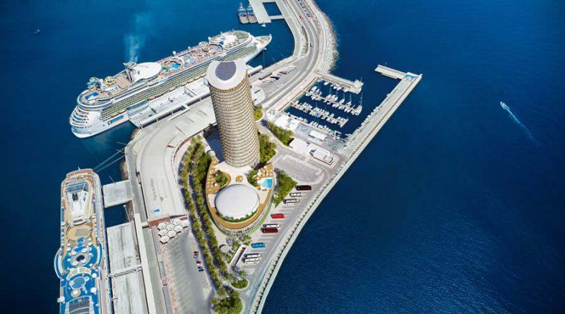 torre del puerto hotel en malaga