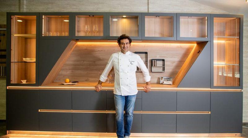 Pepe de masterchef en Cinco ventajas de la iluminación LED en la cocina