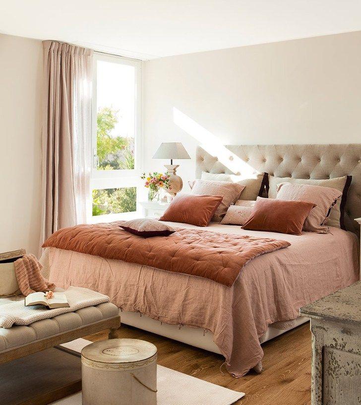 """Muebles Industria: """"Para las habitaciones de matrimonio, menos, es más"""""""