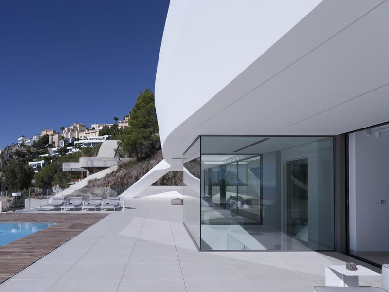Casa Curva de Rgb arquitectos