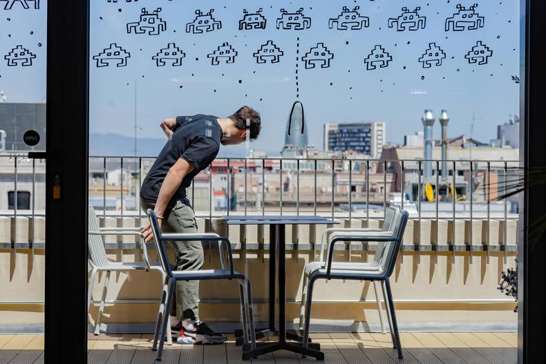Lagranja Design trabajo reciente en Barcelona