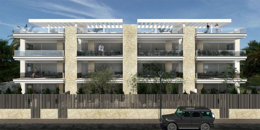 La arquitectura en apartamentos del siglo XXI