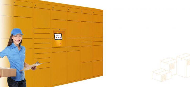 taquillas inteligentes smart lockers y reparto a domicilio